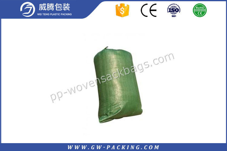 Large Breathable PP Woven Sack Bags Loading Weight  50 -100kg For Peanut Packing